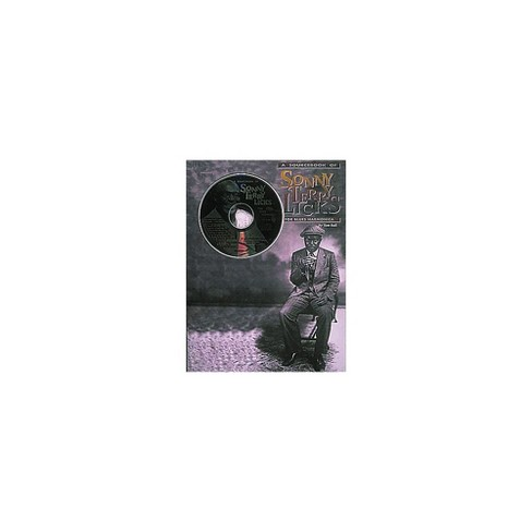 Centerstream Publishing Sonny Terry Licks For Blues Harmonica (Book/CD) - image 1 of 1