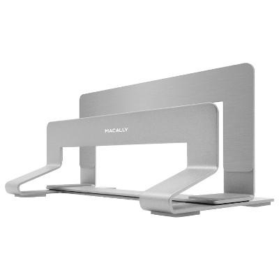 Macally Vertical Laptop Aluminum Stand