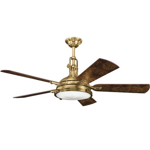 "Kichler Hatteras Bay Hatteras Bay 56"" 5 Blade Ceiling Fan - image 1 of 4"