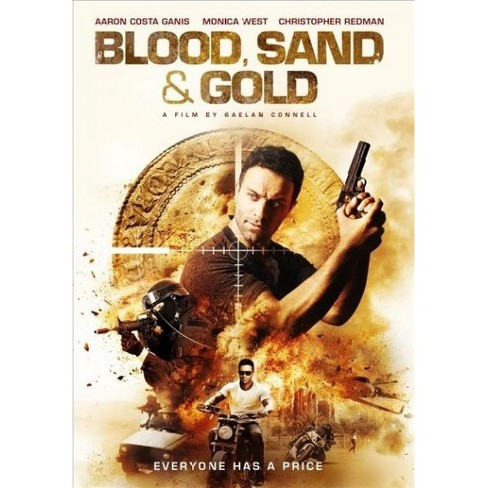 Blood Sand & Gold (DVD) - image 1 of 1