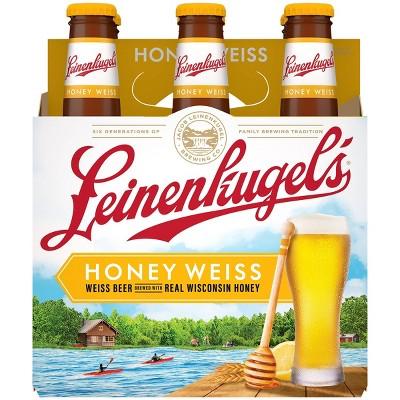 Leinenkugel's Honey Weiss Beer - 6pk/12 fl oz Bottles
