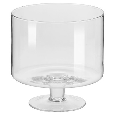 Krosno® Handmade Glass Dessert Bowl 128.5oz