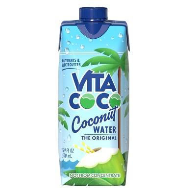 Vita Coco Original Coconut Water - 16.9 fl oz Carton