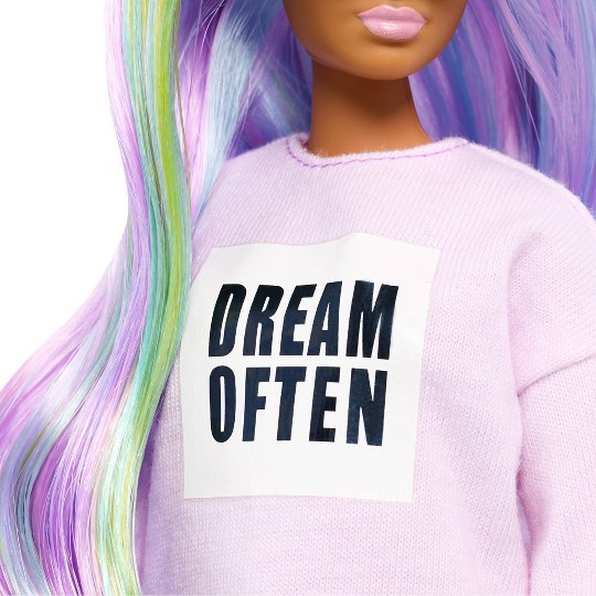 Barbie Fashionistas Dream Often Fashion Doll image number null