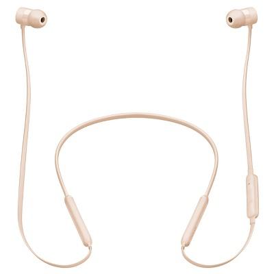 Beats X Wireless Earphones - Matte Gold