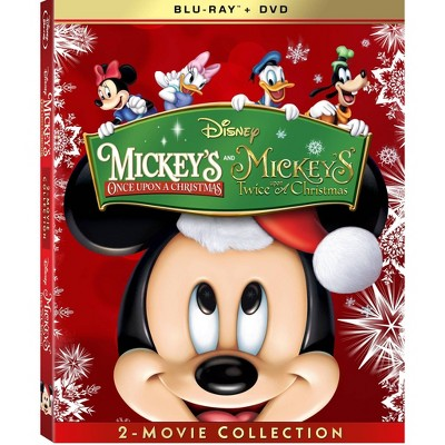Mickey's Once Upon a Christmas/Mickey's Twice Upon a Christmas (Blu-ray + DVD)