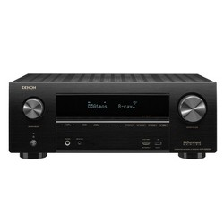 Denon AVR-X2600H 7.2-Channel 4K AV Receiver with HEOS (Manufacturer Refurbished)