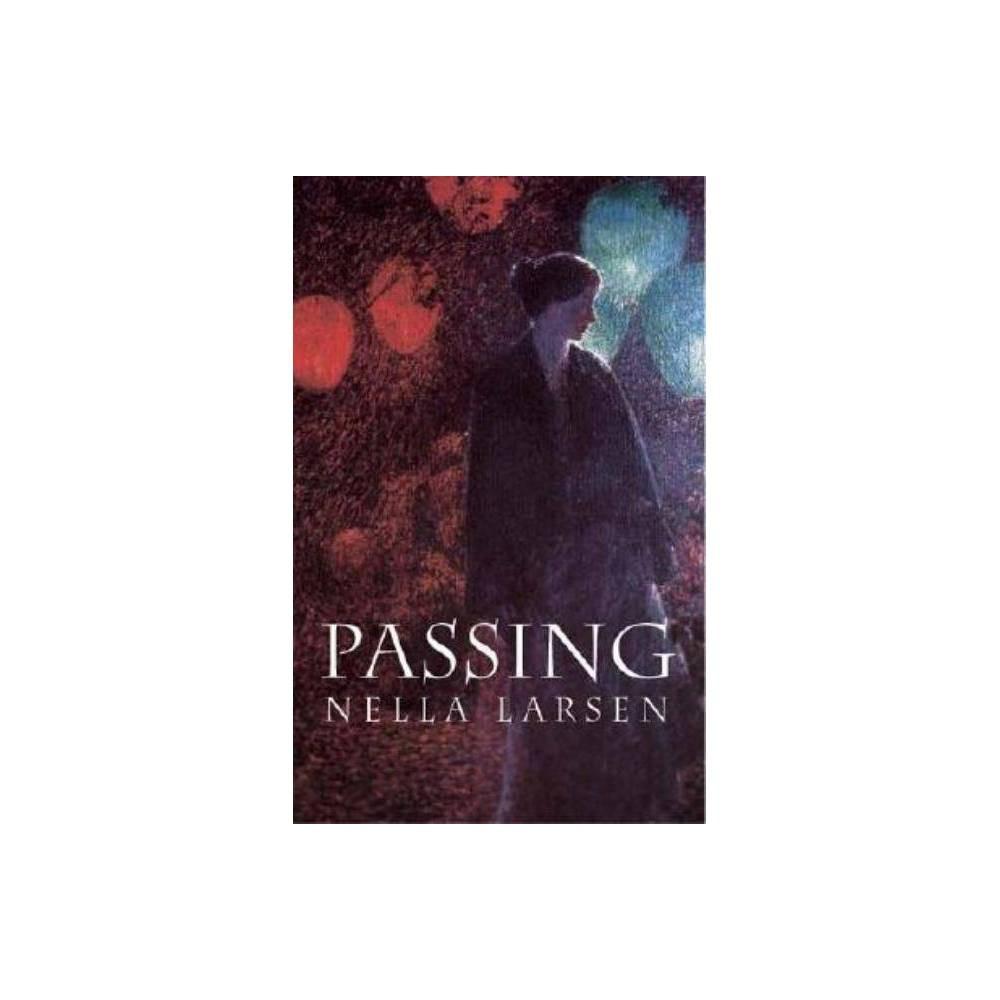 Passing Dover Books On Literature Drama By Nella Larsen Paperback