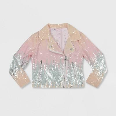 Girls' Disney Princess Fashion Jacket - Pink - Disney Store