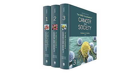 Sage Encyclopedia of Cancer and Society (Hardcover) - image 1 of 1