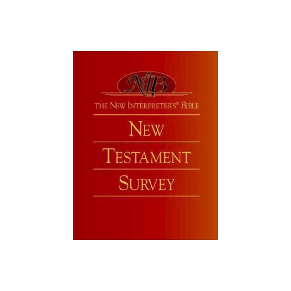 The New Interpreter S R Bible New Testament Survey New Interpreter S Bible Hardcover