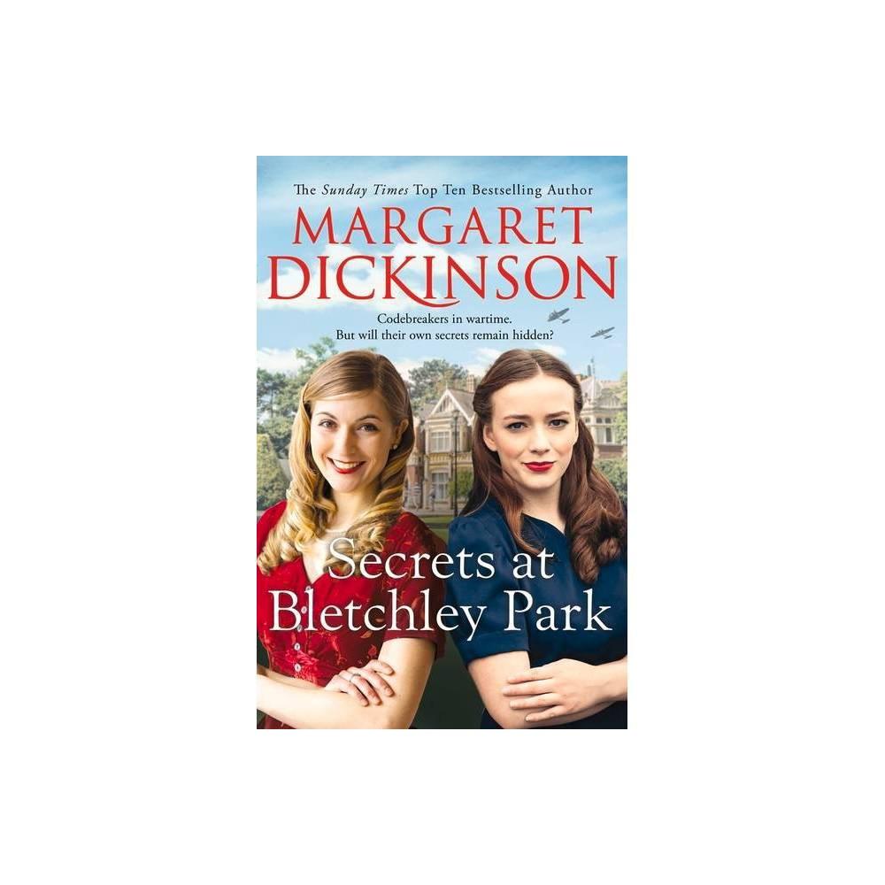 Secrets At Bletchley Park By Margaret Dickinson Paperback