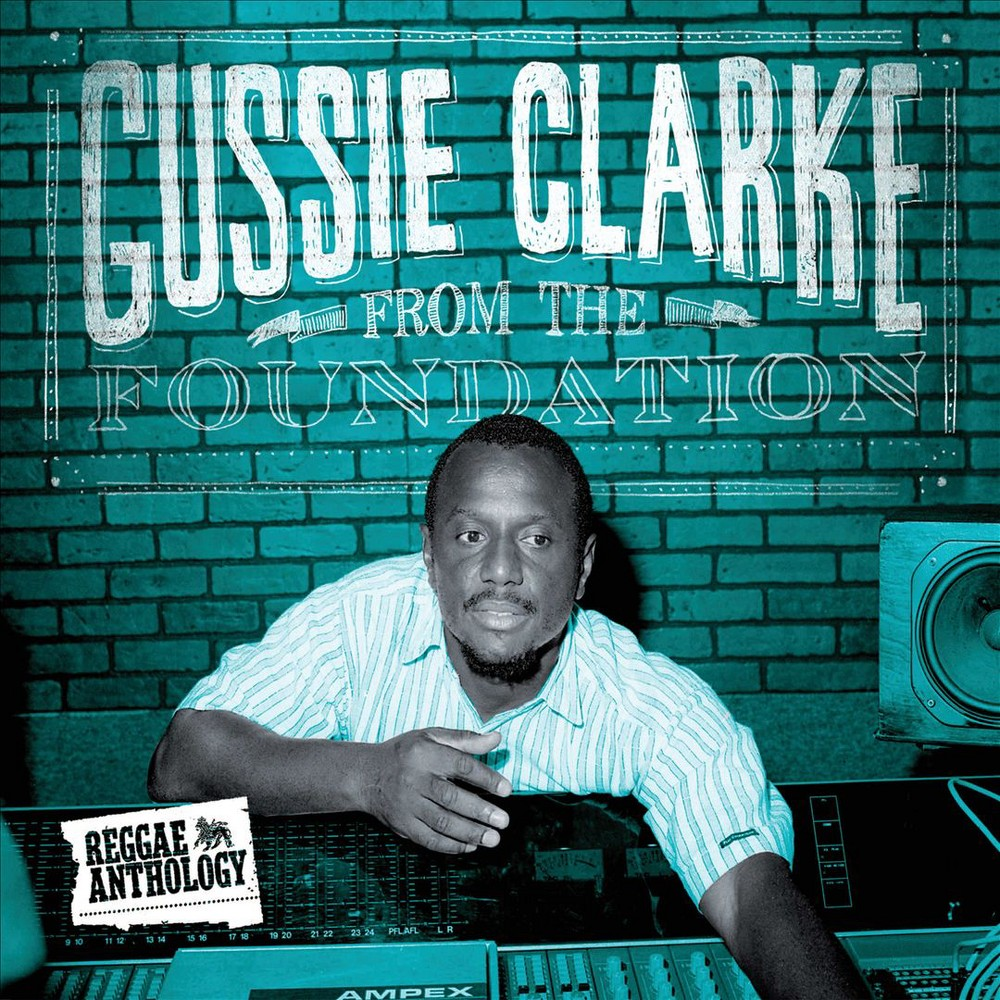 Gussie Clarke - From The Foundation (CD)