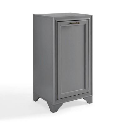 Tara Linen Hamper Bath Vanity Cabinet - Crosley