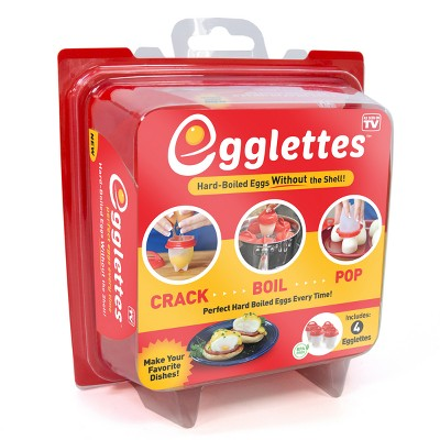 As Seen on TV Egglettes Egg Poaching Cup