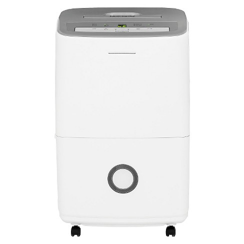 Frigidaire - 30 Pint Dehumidifier with Humidity Control - White/Gray - image 1 of 3