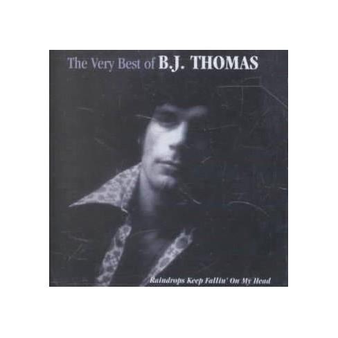 Thomas - Very Best Of B.J. Thomasvery Best Of B.J. Thomasvery Best Of B.J. Thomas (CD) - image 1 of 1