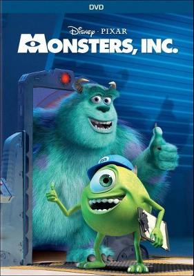 Monsters, Inc. (dvd_video)