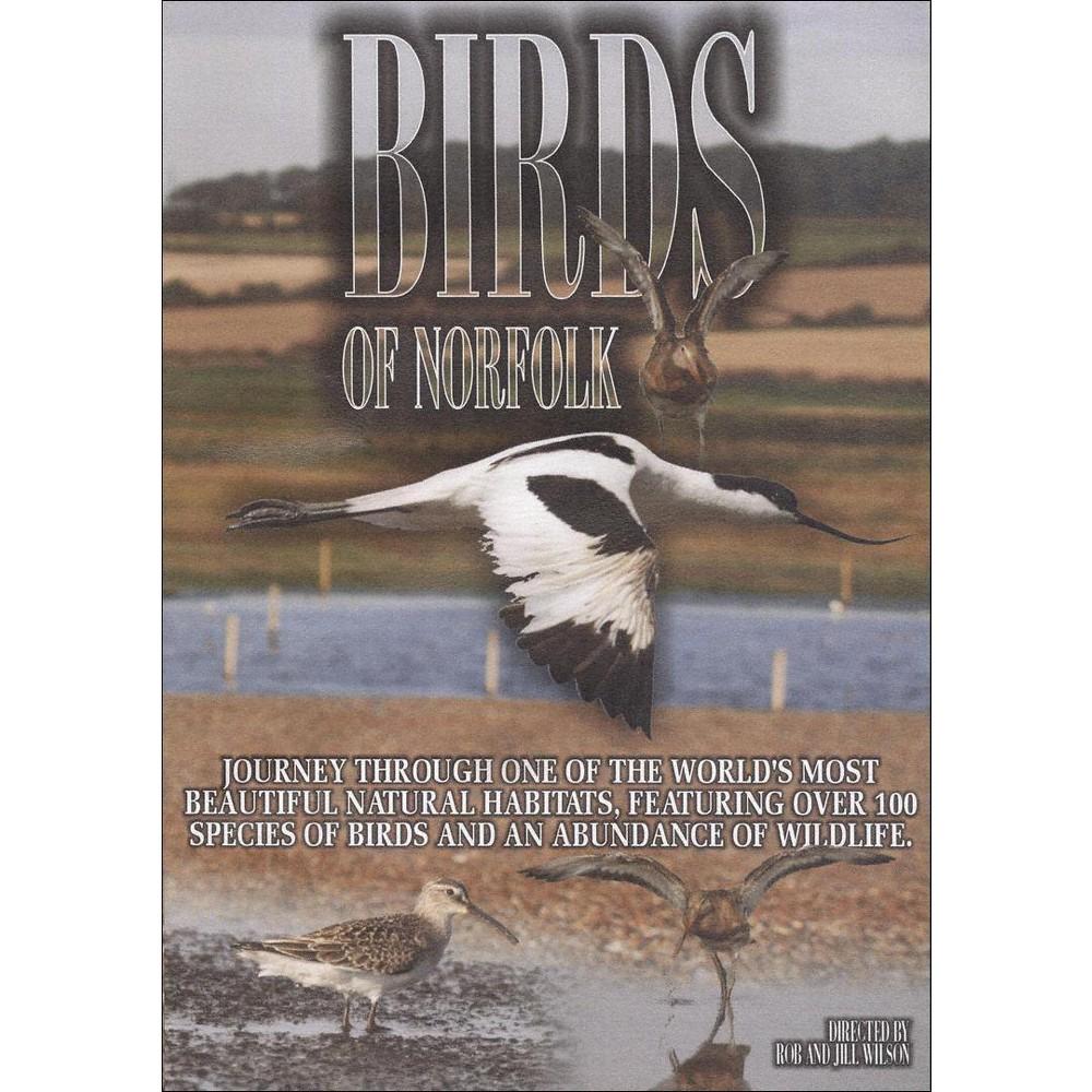 Birds Of Norfolk:Bird Watcher's Dream (Dvd)