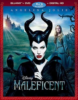 Maleficent (2 Discs)(Includes Digital Copy)(Blu-ray/DVD)