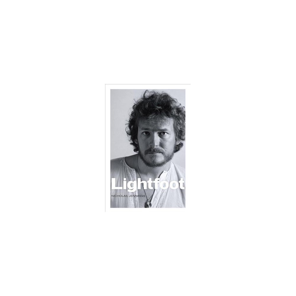 Lightfoot - by Nicholas Jennings (Hardcover)