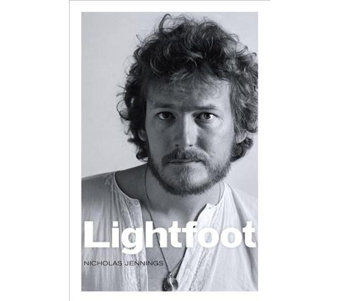 Lightfoot -  by Nicholas Jennings (Hardcover) - image 1 of 1