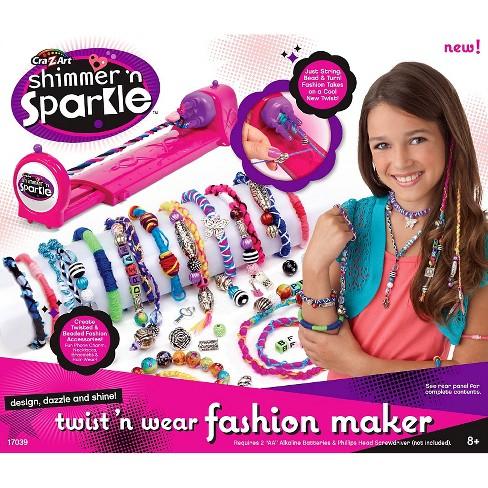 Cra-Z-Art Shimmer 'n Sparkle Fashion Maker - image 1 of 1