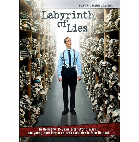 Labyrinth of lies (DVD) - image 1 of 1