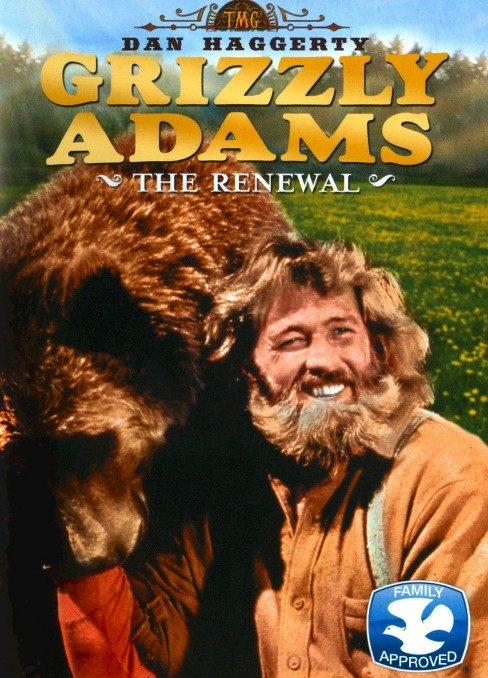 Life and times of grizzly adams:Renew (DVD) - image 1 of 1