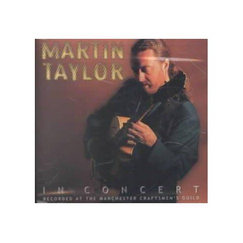 Martin Taylor - In Concert (CD) - image 1 of 1