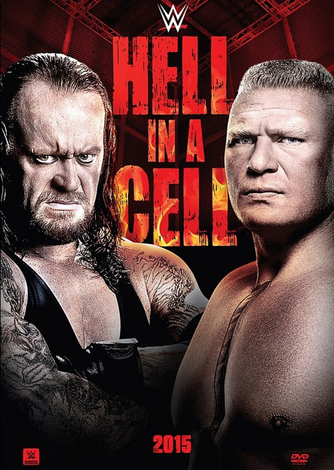 Wwe:Hell in a cell 2015 (DVD) - image 1 of 1