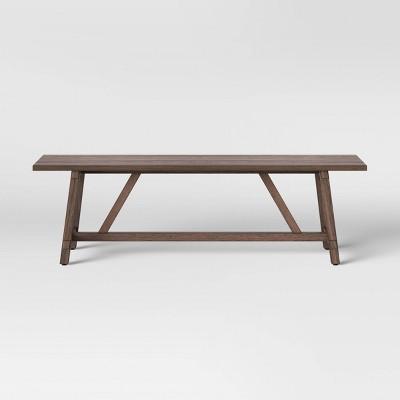 Bourne Base Dining Bench - Threshold™