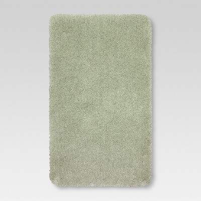 34 x20  Performance Nylon Bath Rug Light Sage Green - Threshold™