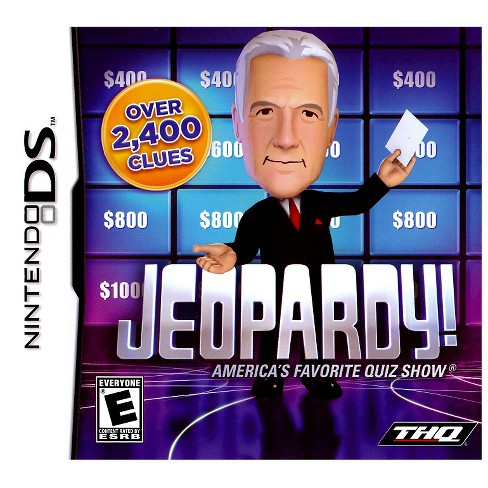 Jeopardy! PRE-OWNED Nintendo DS - image 1 of 1