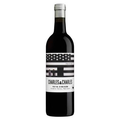 Charles & Charles Red Blend Wine - 750ml Bottle