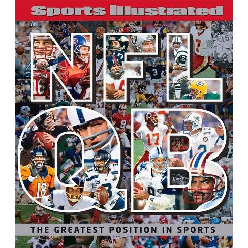 Sports Illustrated NFL Quarterback (Hardcover) by Sports Illustrated - image 1 of 1