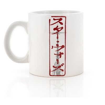 Seven20 Star Wars Kanji Lightsaber Ceramic Coffee Mug