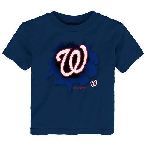 7ee5e82624b Washington Nationals Toddler Boys  2pk Short Sleeve Crew Neck T ...