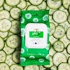 Yes to Cucumbers Facial Wipes - 2pk - image 2 of 4