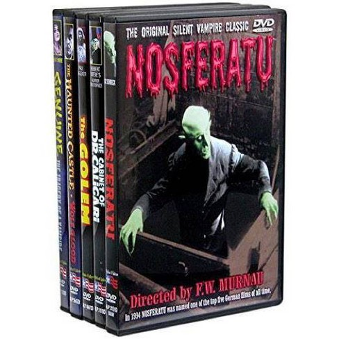 German Expressionism Collection (DVD) - image 1 of 1