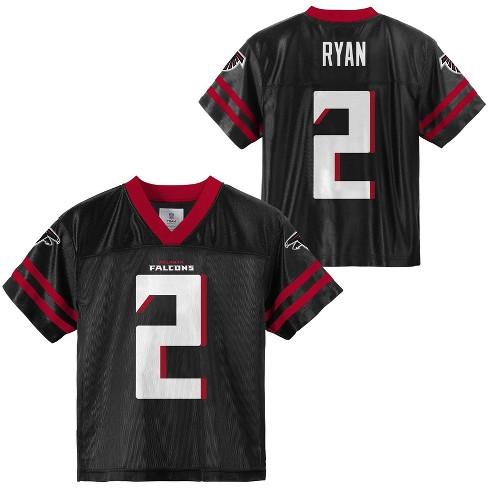 NFL Atlanta Falcons Toddler Boys' Matt Ryan Short Sleeve Jersey - 3T