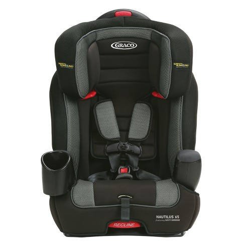 Graco Nautilus 65 3 In 1 Harness Booster Car Seat With Safety Surround Jacks Target