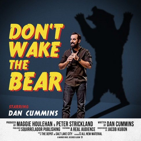 Dan Cummins - Don't Wake The Bear (CD) - image 1 of 1