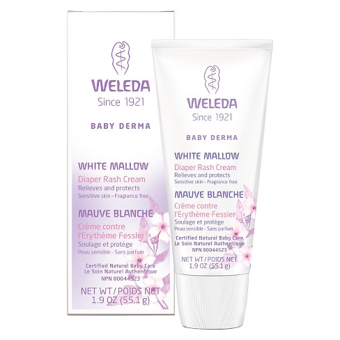 Weleda White Mallow Diaper Cream - 1.9oz - image 1 of 1