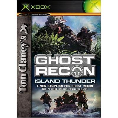 Ghost Recon: Island Thunder Xbox