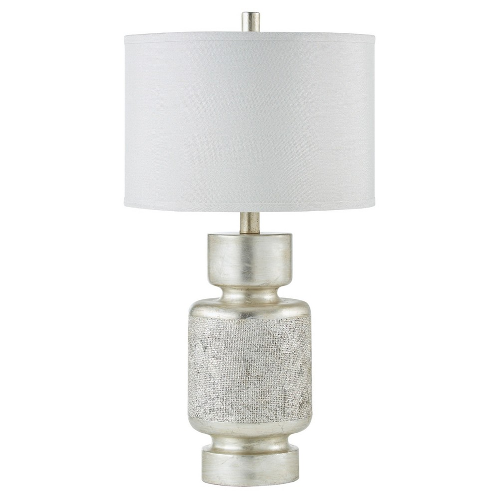Image of Table Lamp (Lamp Only) - Inspire Q, Antique Silver