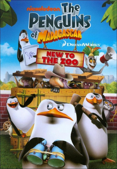 The Penguins of Madagascar: New to the Zoo - image 1 of 1