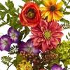 Garden Flower Teardrop - Nearly Natural - image 3 of 3