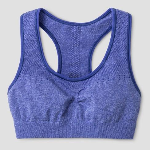 39d8f2eea556d Girls  Sports Bra - C9 Champion® Lavender Heather   Target