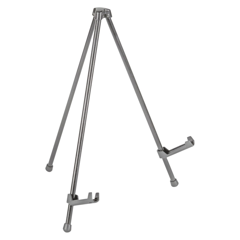"Image of ""Universal Portable Tabletop Easel, 14"""" High, Steel, Black"""